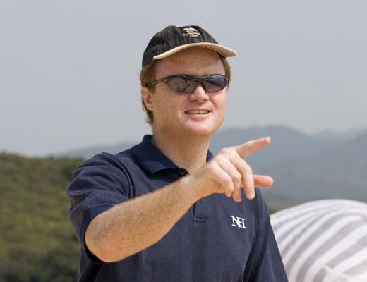 Brett Mogg at Kau Sai Chau East Course