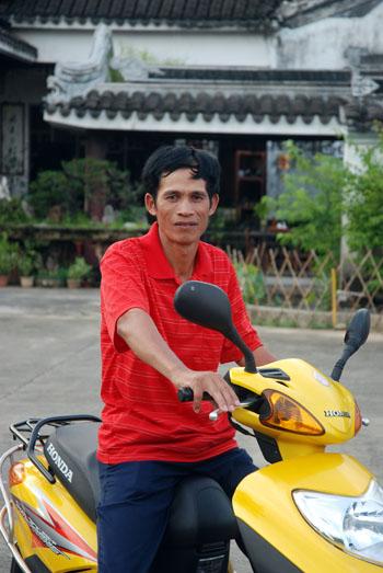 Zheng Dai: Chung Shan Caddie