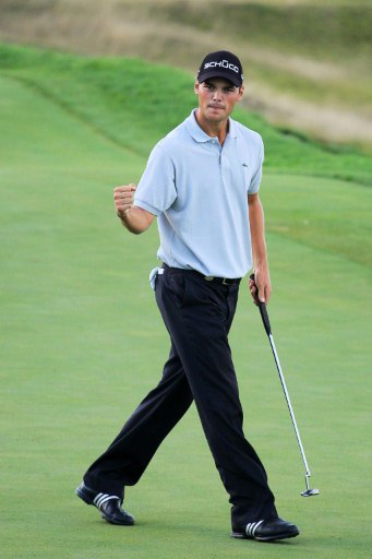 Martin Kaymer - 3rd in the World Golf Rankings