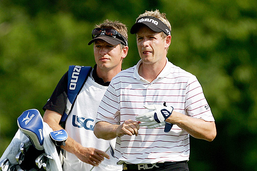Christian and Luke Donald