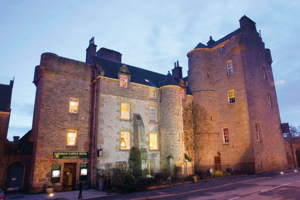 The Dornoch Castle Hotel