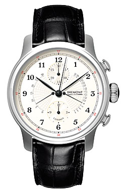 Bremont's limited edition watch, the Victory