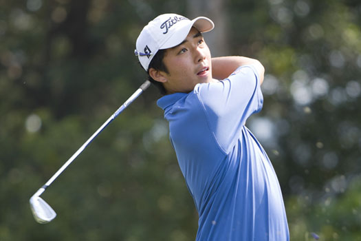 Shinichi Mizuno wins Mercedes-Benz Junior Golf Asian Masters Final