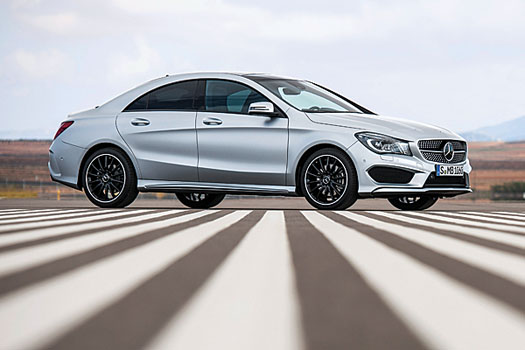 Mercedes expects China to be an important market for the CLA