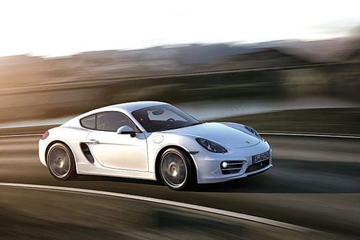 The latest Cayman is a little bigger and faster than the old one but its DNA is unchanged