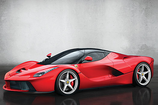 LaFerrari - the most extraordinary road car Ferrari has ever made