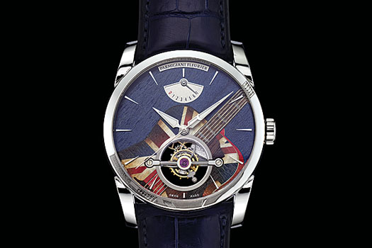The Tonda Woodrock by Parmigiani Fleurier