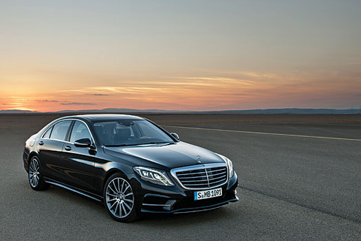 The new Mercedes-Benz S-Class is handsome, well-resolved but subtle