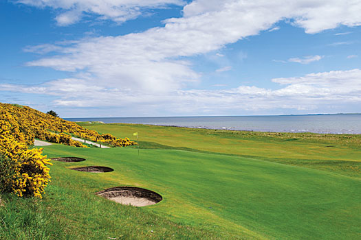 Picture perfect - the seaside links at Royal Dornoch