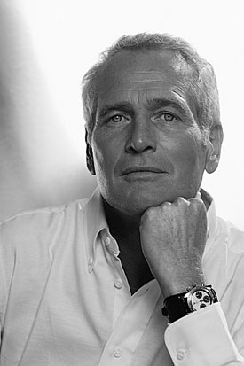 The legendary Paul Newman