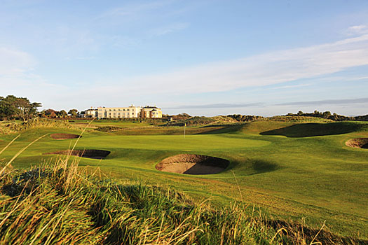 Portmarnock pure: One of Ireland's premier golf resorts