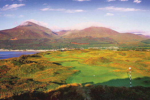 The wonderful Royal County Down
