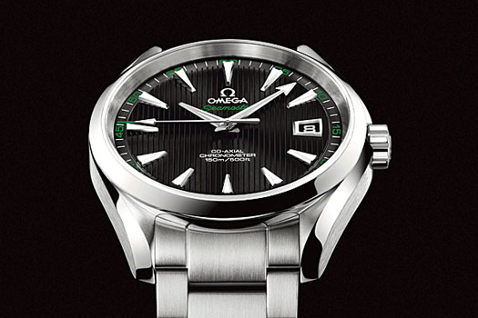 The Seamaster Aqua Terra 150M Golf Watch