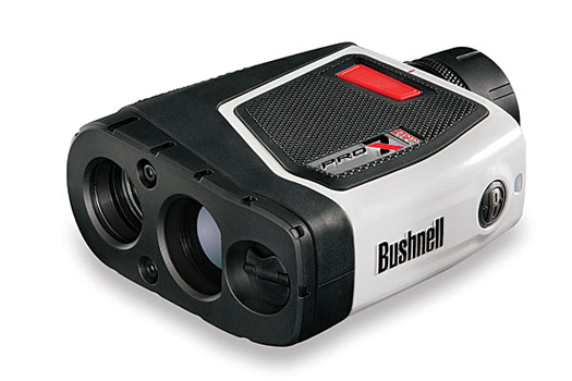 Competitors can loan a laser rangefinder during HKGA tournaments