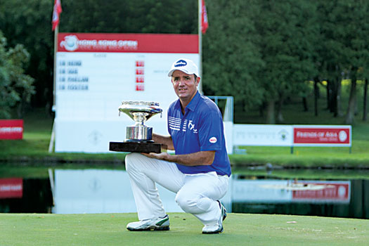 Hend became the first Australian to win the Hong Kong Open since Greg Norman in 1983