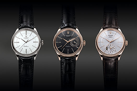Terrific Trio: the Time, Date and Dual Time models