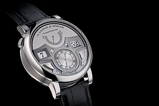 Striking star: the Zeitwerk Minute Repeater from A. Lange & Sohne