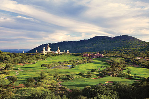 The Gary Player Country Club at Sun City