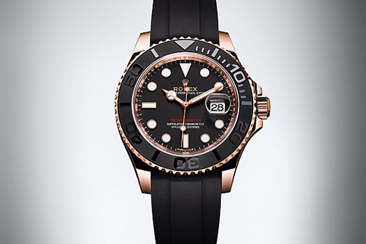 The Oyster Perpetual Yacht-Master from Rolex