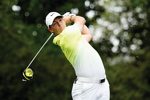 Rory McIlroy played better than anyone over the weekend