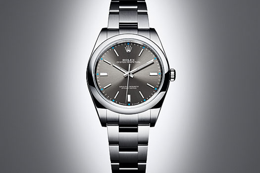 Timeless Classic: the Oyster Perpetual from Rolex