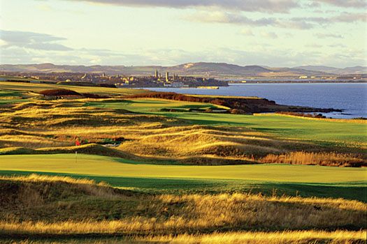 The Torrance and Kittocks Courses at The Fairmont St Andrews