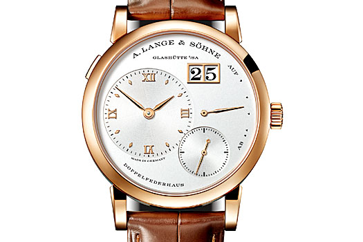 The Lange 1 from A. Lange & Söhne