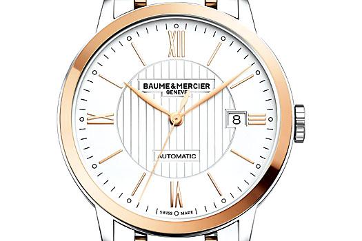 Baume & Mercier will present the Classima Men Automatic