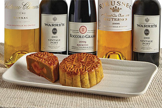 This Mid-Autumn festival's offering from Kerry Wines
