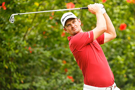 Justin Rose entered the UBS Hong Kong Open as the highest ranked player in the field