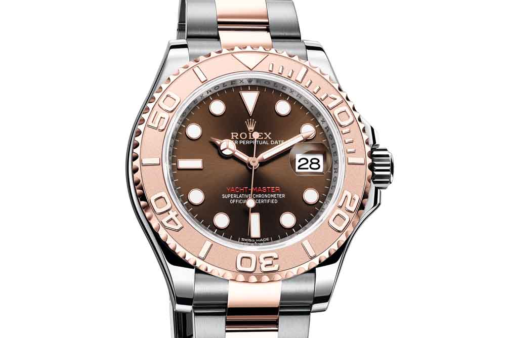 The new Yacht-Master from Rolex