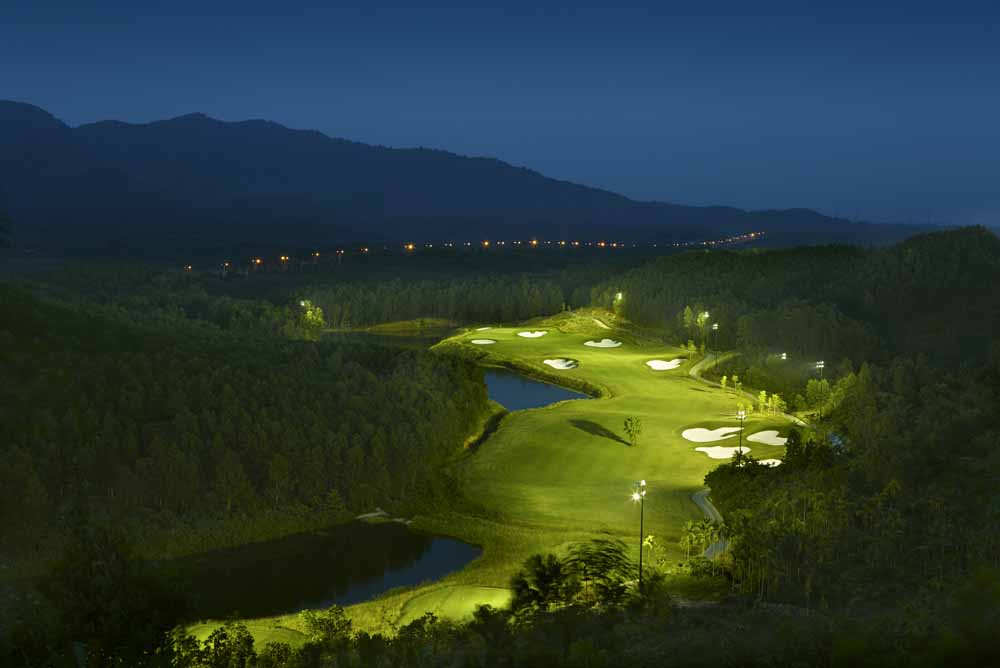 Ba Na Hills is the fourth course to open in Danang