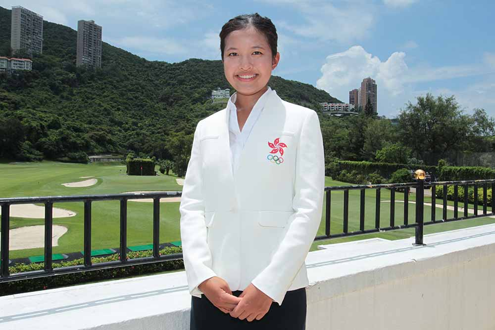 Tiffany Chan finished in 57th place on the Olympic golf ranking to qualify for Rio