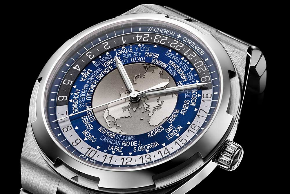 The new Vacheron Constantin Overseas World Time