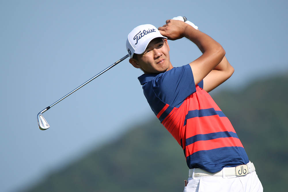 Jason Hak signs on as Ambassador for The Clearwater Bay Golf & Country Club
