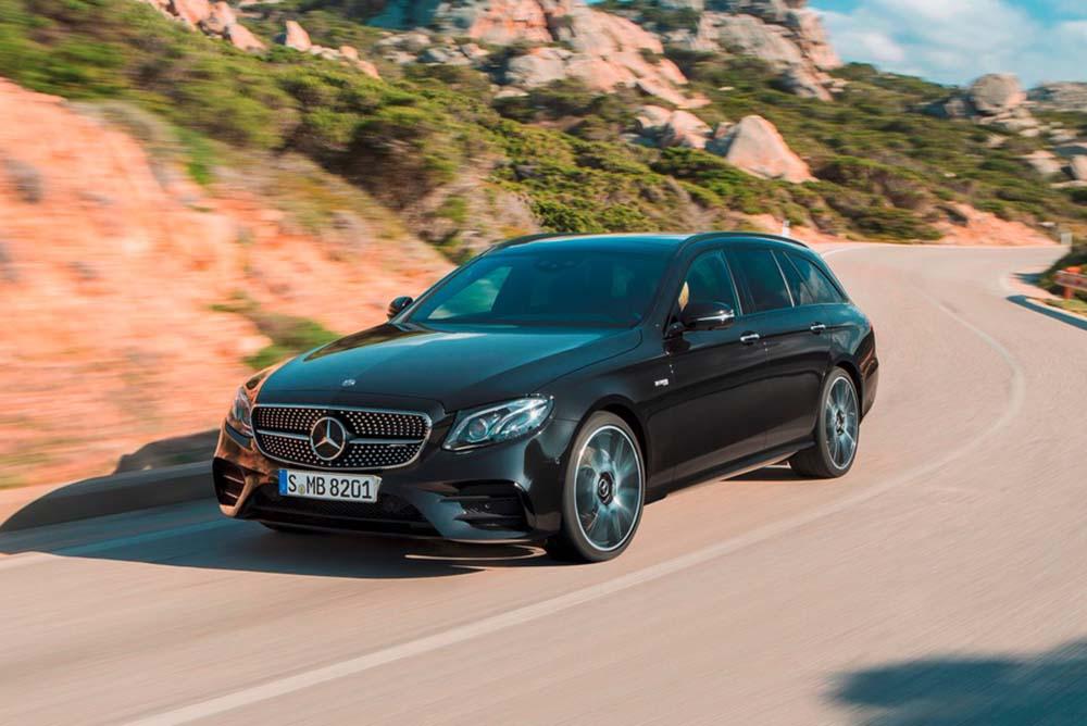 Mercedes-AMG E 43 Estate