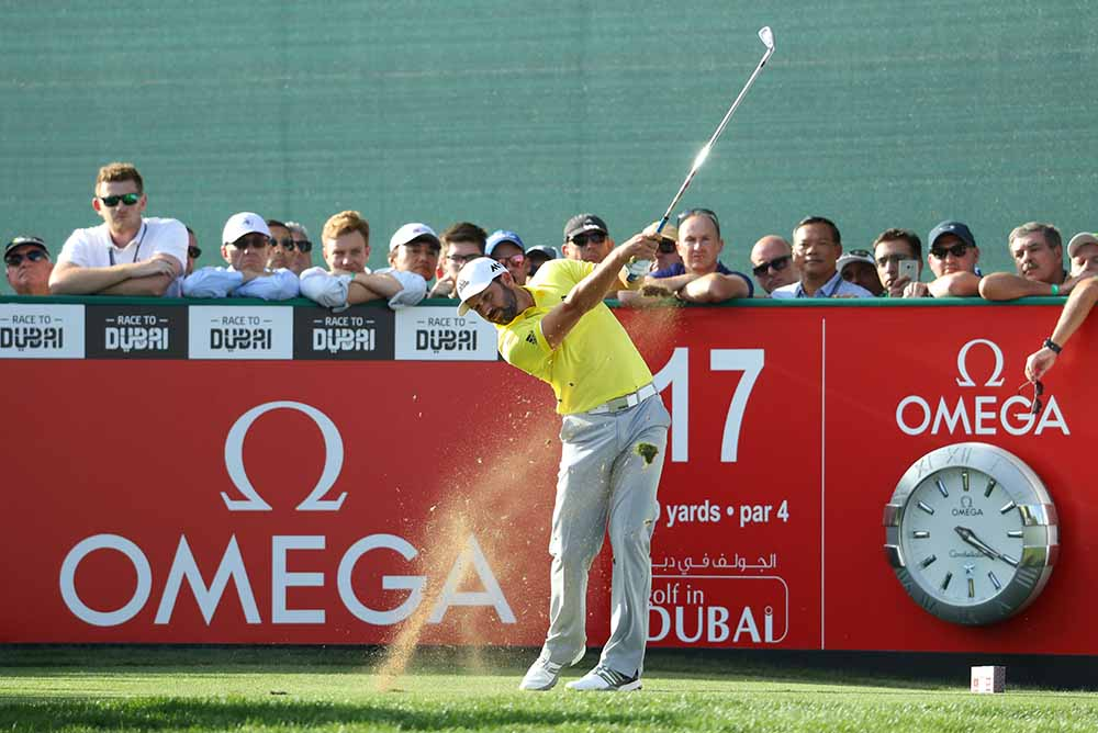 Sergio Garcia's victory continued Spain's fine record in the Dubai Desert Classic as Garcia became the sixth Spanish winner