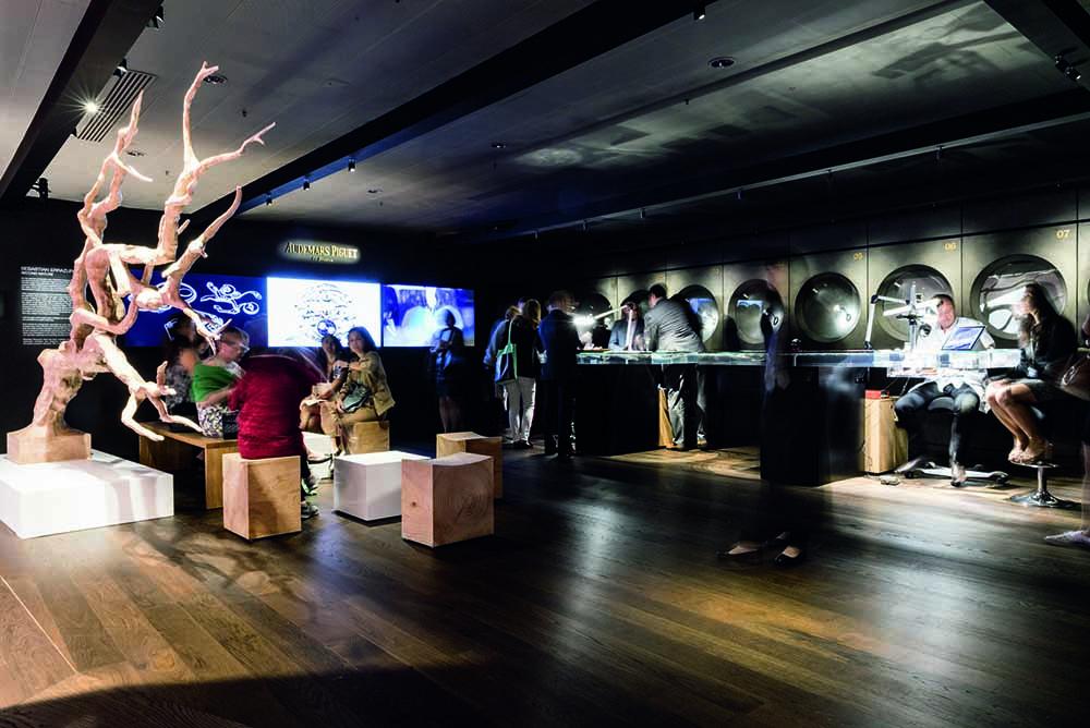 AP unveiled Second Nature, a new lounge concept by internationally renowned designer Sebastian Errazuriz at Art Basel HK
