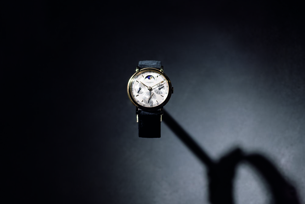 A new exhibition of exceptional vintage and contemporary timepieces