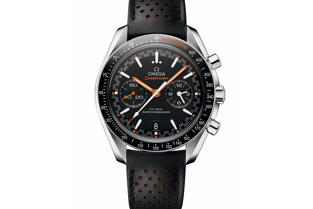 2017 Speedmaster Racing Master Chronometer
