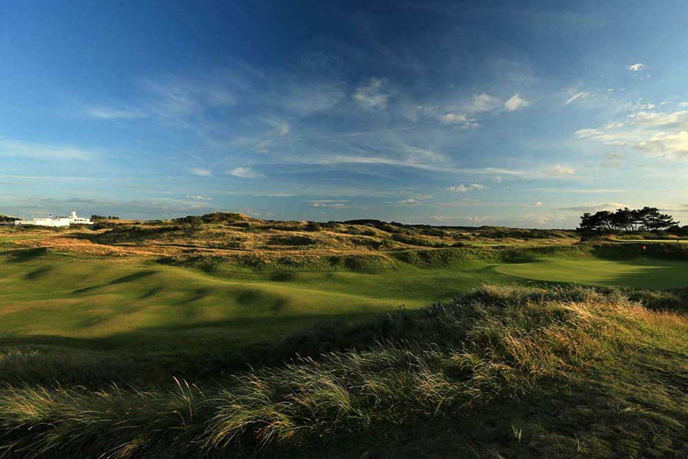 Royal Birkdale - a demanding, strategic championship links course