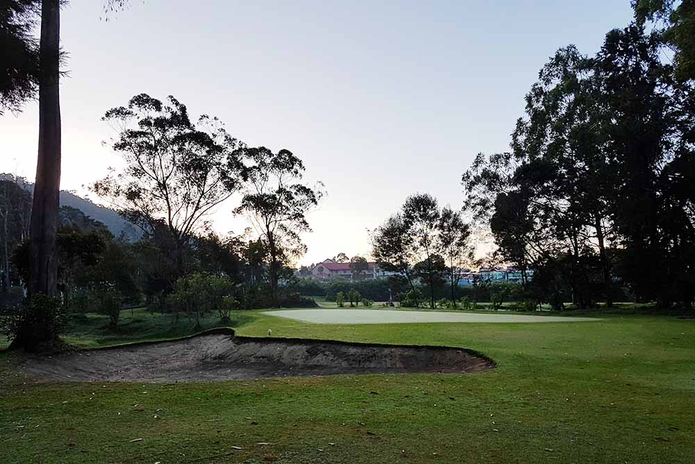 The Nuwara Eliya Golf Club is perhaps the most unique golf course in all of Asia