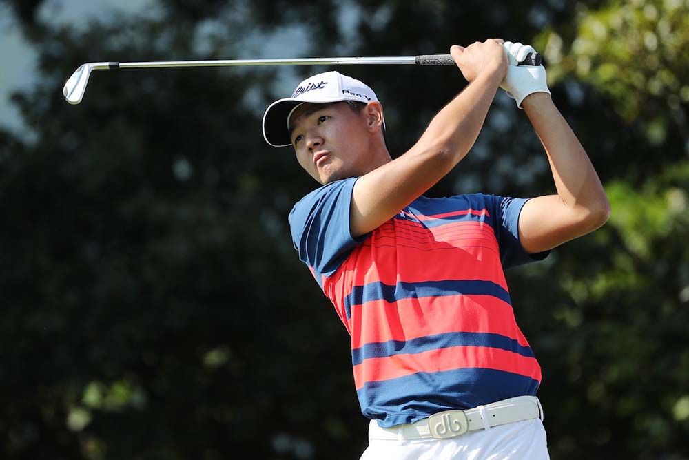 Jason Hak will again carry HK's best hope of a local victory at the Clearwater Bay Open