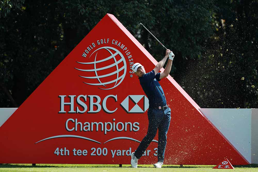 Justin Rose matched the third-best comeback victory in PGA TOUR history to win the WGC-HSBC Champions