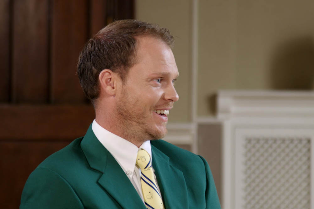 2016 Masters Champion Danny Willett