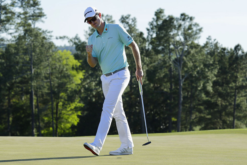 """""""I'm certainly looking for my first Masters and my first Green Jacket,"""" Rose said"""