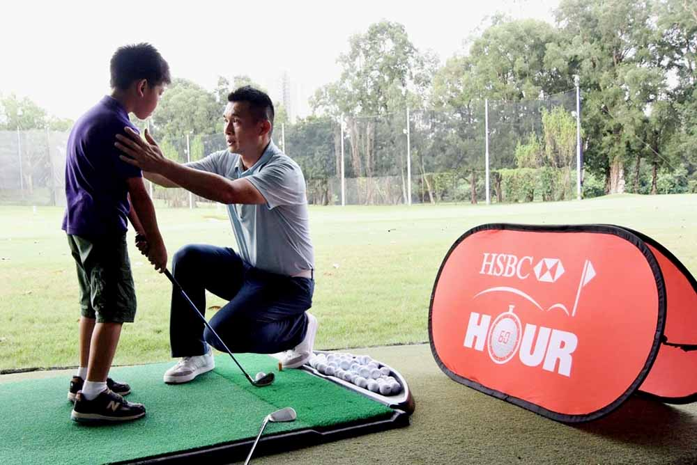 More than 500 students will experience ShortGolf training