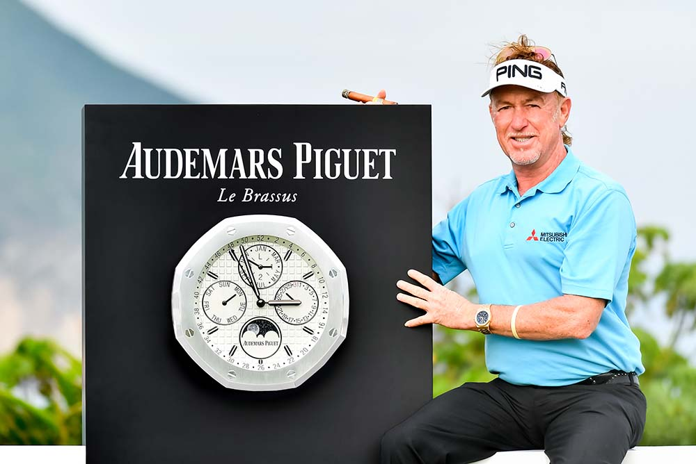 Jiménez describes his 12-year relationship with Audemars Piguet is full of friendship and royalty