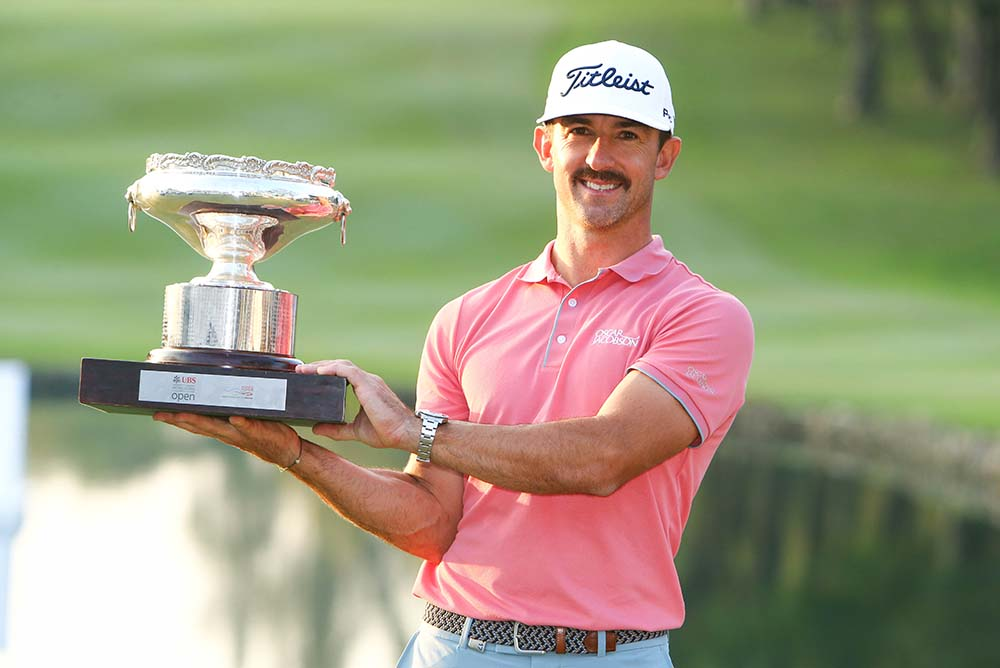 After 13 years and 264 attempts, Wade Ormsby wins his first European Tour title