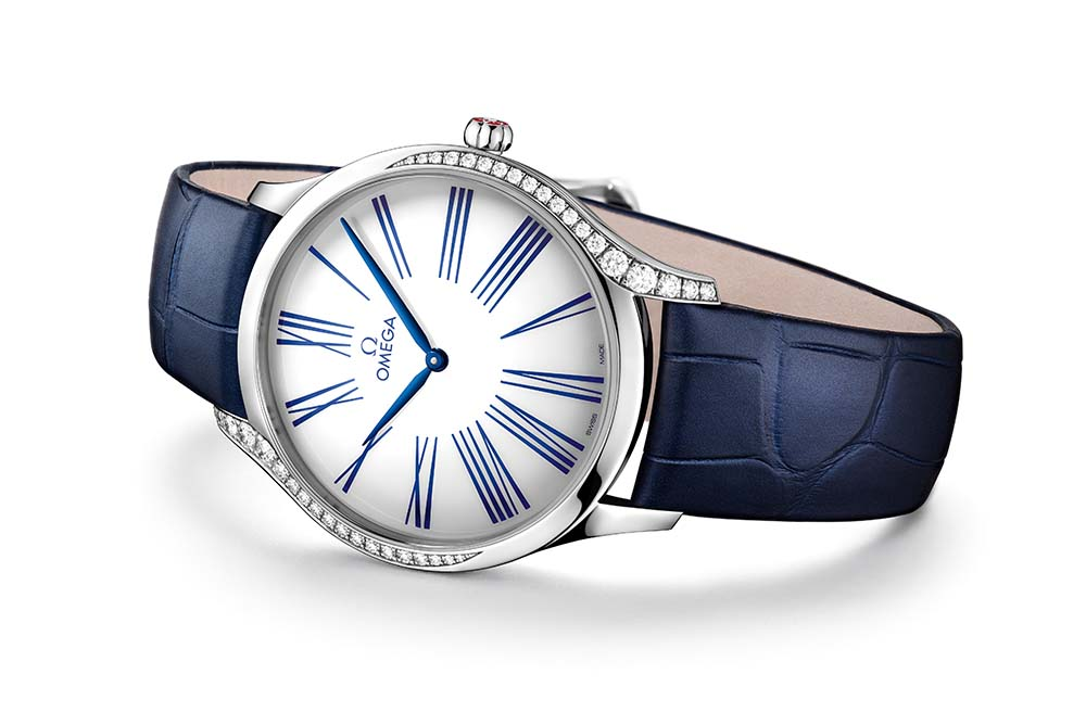 The new De Ville Trésor collection o delivers a classic design with a truly modern edge